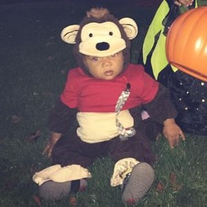 Other - Infant Monkey Halloween Costume 9 Months